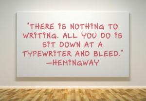 Geven schrijven