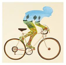 Integer, fietsen door mazen, sport, geweten