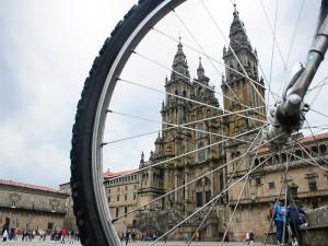 2600 kilometertjes, Santiago de Compostella, broerlief, fietsend