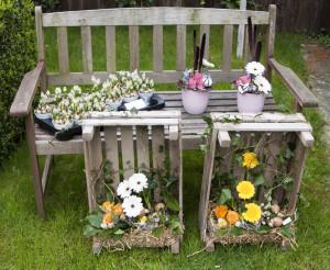 Bloemen voor winnaars blogwedstrijd