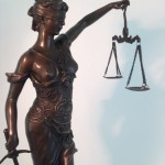 Wens, Weegschaal, vrouwe justitia