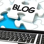 bloggen, puzzel, inspirerend