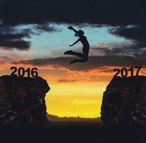 Oud en Nieuw, sprong, afsprong naar 2017