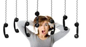 Optelefoneren, telefoon, anticiperen